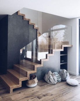 Wonderful Staircase Design Ideas That Inspires Living Room Ideas34
