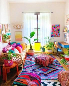 Awesome Bohemian Living Room Decor Ideas25