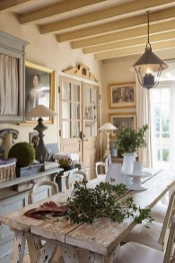 Cool French Country Kitchen Decorating Ideas04