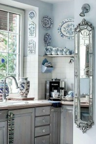 Cool French Country Kitchen Decorating Ideas11