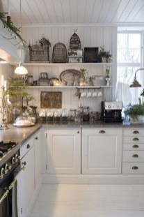 Cool French Country Kitchen Decorating Ideas23