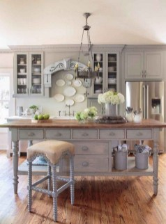 Cool French Country Kitchen Decorating Ideas39