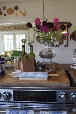 Cool French Country Kitchen Decorating Ideas44