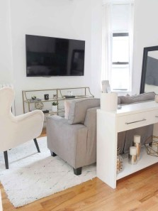 Cool Rental Apartment Decorating Ideas On A Budget05