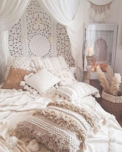 Cozy Diy Bohemian Bedroom Decor Ideas35