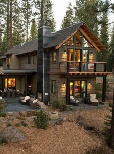 Creative Lake House Exterior Designs Ideas11