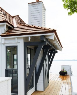 Creative Lake House Exterior Designs Ideas12