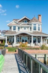 Creative Lake House Exterior Designs Ideas23