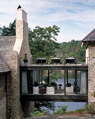 Creative Lake House Exterior Designs Ideas27