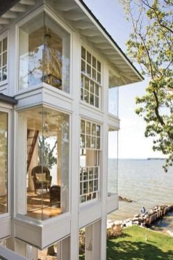 Creative Lake House Exterior Designs Ideas35