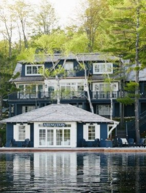 Creative Lake House Exterior Designs Ideas43