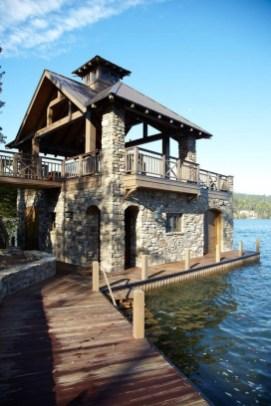 Creative Lake House Exterior Designs Ideas44