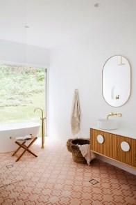 Elegant Bathroom Sink Decorating Ideas For Bathroom05