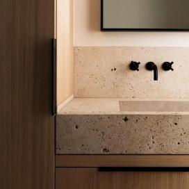 Elegant Bathroom Sink Decorating Ideas For Bathroom12