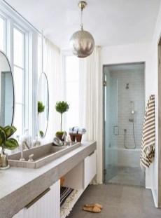 Elegant Bathroom Sink Decorating Ideas For Bathroom15