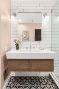 Elegant Bathroom Sink Decorating Ideas For Bathroom41