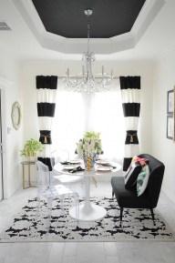 Elegant Small Dining Room Decorating Ideas04