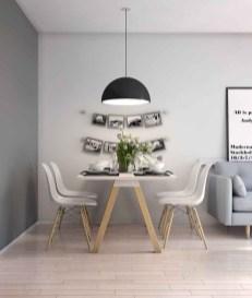 Elegant Small Dining Room Decorating Ideas12