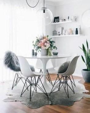 Elegant Small Dining Room Decorating Ideas16
