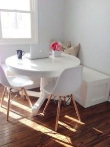 Elegant Small Dining Room Decorating Ideas23