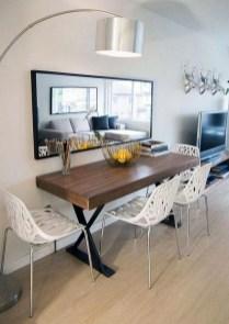 Elegant Small Dining Room Decorating Ideas28