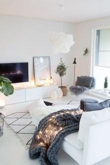 Fascinating Scandinavian Living Room Designs Ideas02