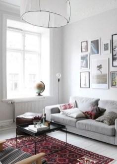 Fascinating Scandinavian Living Room Designs Ideas29