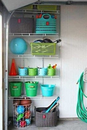 Gorgoeus Diy Garage Storage Organization Tips Ideas24