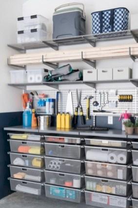 Gorgoeus Diy Garage Storage Organization Tips Ideas26