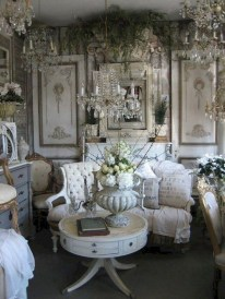 Perfect French Country Living Room Design Ideas02