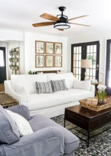 Perfect French Country Living Room Design Ideas21