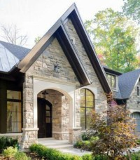 Pretty Stone House Design Ideas On A Budget02