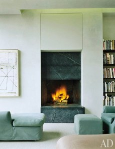 Relaxing Living Rooms Design Ideas With Fireplaces19