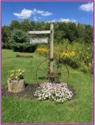 Rustic Front Yard Landscaping Ideas14