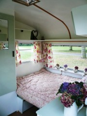 Shabby Chic Trailer Makeover Renovation Ideas13
