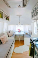 Shabby Chic Trailer Makeover Renovation Ideas27
