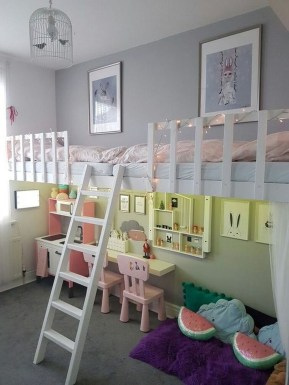 Splendid Diy Playroom Kids Decorating Ideas06
