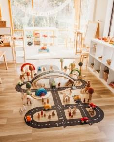 Splendid Diy Playroom Kids Decorating Ideas11