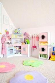 Splendid Diy Playroom Kids Decorating Ideas31