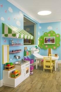 Splendid Diy Playroom Kids Decorating Ideas38