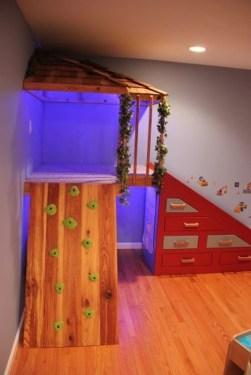 Splendid Diy Playroom Kids Decorating Ideas43