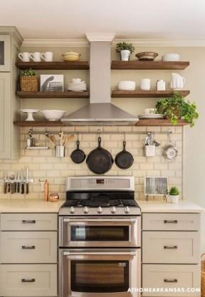 Stylish Farmhouse Kitchen Cabinet Design Ideas09