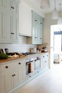 Stylish Farmhouse Kitchen Cabinet Design Ideas20