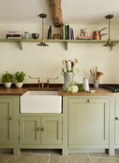 Stylish Farmhouse Kitchen Cabinet Design Ideas31