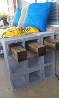 Unique Diy Cinder Block Furniture Decor Ideas06