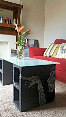 Unique Diy Cinder Block Furniture Decor Ideas25