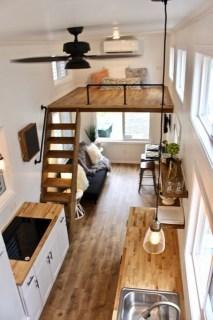 Astonishing Tiny House Design Ideas With Fabulous Storage13