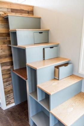 Astonishing Tiny House Design Ideas With Fabulous Storage15