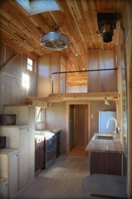 Astonishing Tiny House Design Ideas With Fabulous Storage33