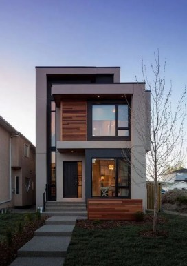 Awesome Small Contemporary House Designs Ideas To Try08